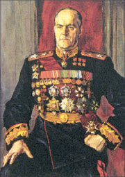 Маршал Советского Союза Георгий Жуков