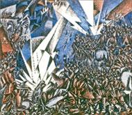 «Последняя страница Гражданской войны». Художник Николай Когоут;   РИА «Новости»