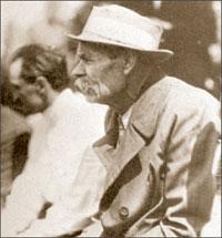 А.М. Горький. 1934 год