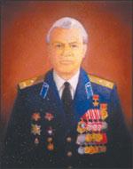 Портрет Николая Платонова