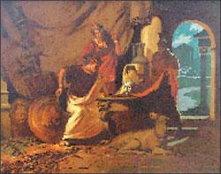 Диалог Антония и Цицерона, 1991