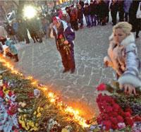 Трагедия в ночном клубе унесла уже 118 жизней...; РИА «Новости»