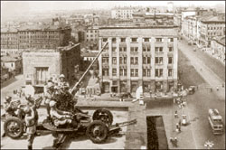 Москва, 1941 год; Наум ГРАНОВСКИЙ