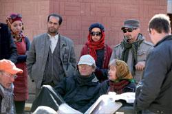 Российские и иранские кинематографисты обсуждают очередной эпизод фильма